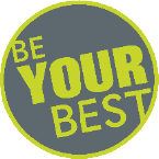 Be Your Best logo